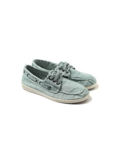 Natural World Sneakers Mavi